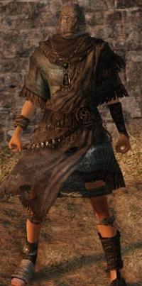 Grave Warden Set F