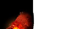 Pyromancy Flame (Dark Souls II)