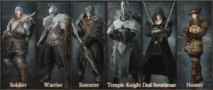 Classes - Dark Souls II Beta
