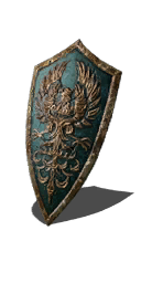 Golden Wing Shield