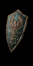 Golden Wing Shield