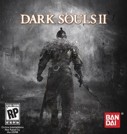 Dark Souls II Box Art