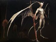 Bat Wing Demon Concept Art