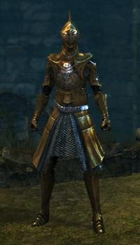 Brass set male