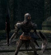 Undead solier spearman