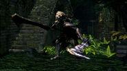 Capra demon charge
