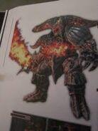 Smelter demon art book