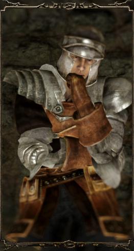 Dark Souls II - Forest of Fallen Giants: Mild-Mannered Pate White ...