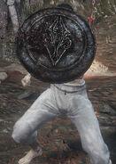 DaSIII Iron Round Shield IG
