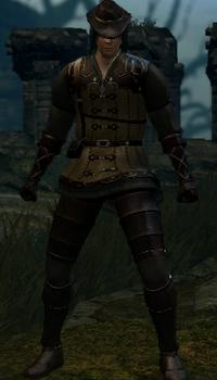 Hunter set male