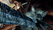 Old Knight Sword