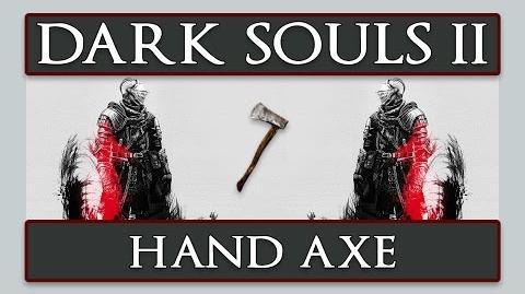 Hand Axe (Dark Souls II)