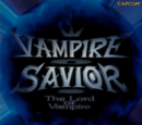 Vampire Savior: The Lord of Vampire Capcom Game Soundtrack