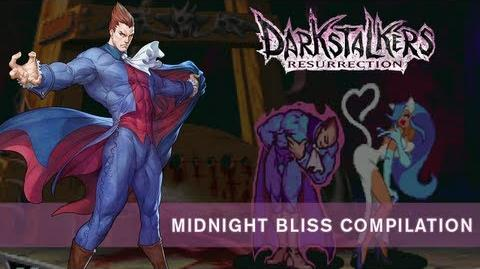 Darkstalkers Resurrection - Midnight Bliss Compilation