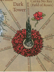 Dark Tower Map