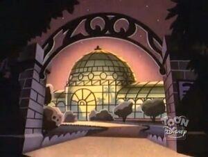 Can't Bayou Love - zoo entrance