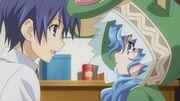 Shido promises Yoshino