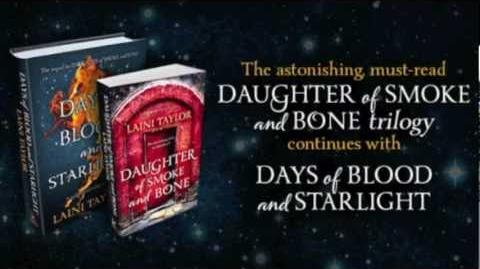 Days of Blood and Starlight Karou