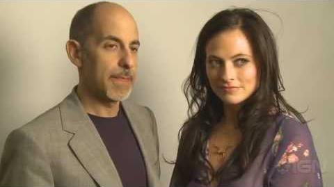 Lara Pulver and David Goyer on what to expect from Da Vinci's Demons