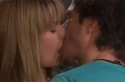 Dicole first kiss