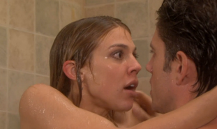 Abby EJ shower sex