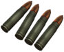 7.62x39mm Rounds