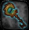 Dark Soul Tiehr Key