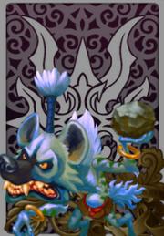 Blue Gnarl