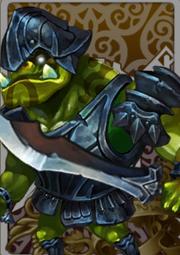 Warrior Perrot