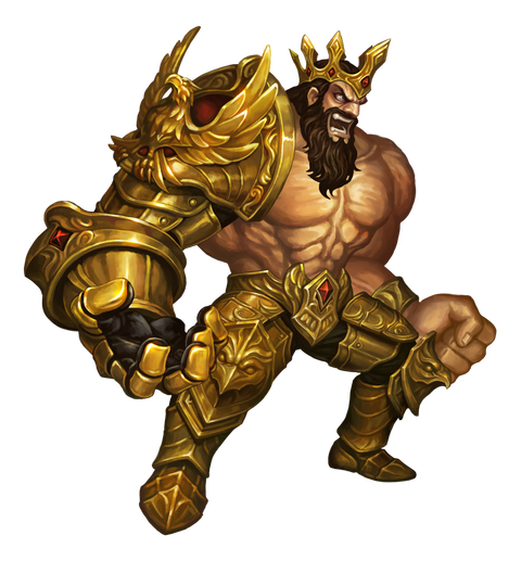 Refuge King Gram raw