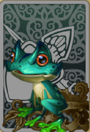 Forest Frog Lolo
