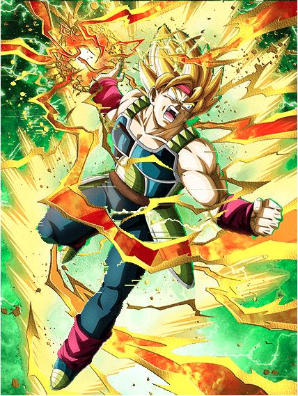 Furious Attack Super Saiyan Bardock   Dragon Ball Z Dokkan Battle