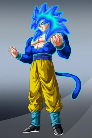 Supreme Super Saiyan | Dragon Ball Universe Wiki | Fandom powered ...
