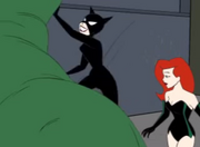 Lady X (website) Catwoman and Poison Ivy