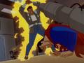 Lytener beating Superman.png
