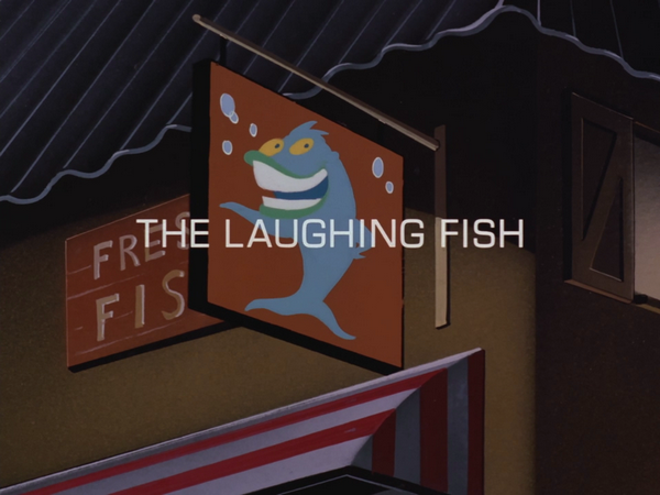 Image result for batman the animated series the laughing fish
