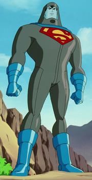 Anti-Kryptonite suit