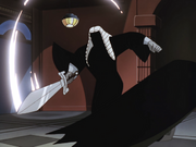 The Judge fights Batman