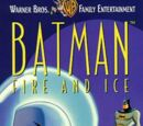 The Adventures of Batman & Robin: Fire & Ice (VHS)