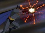 Batman with super speed