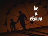 Be A Clown-Title Card