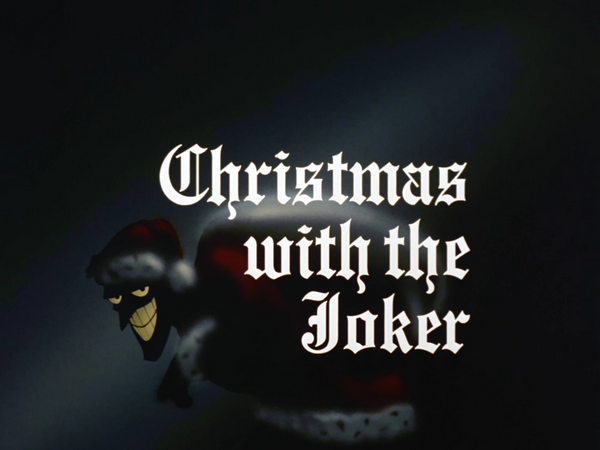Image result for christmas with the joker