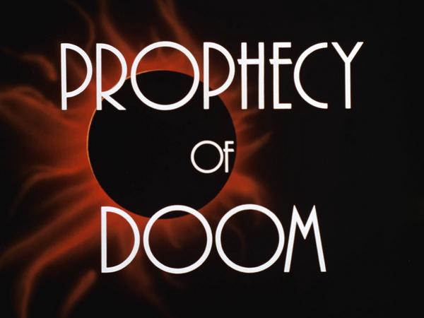 Image result for batman prophecy of doom
