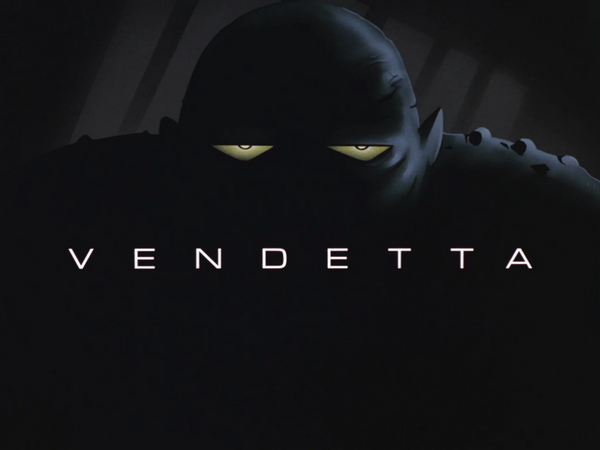Image result for batman the animated series vendetta