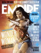 Empire - Wonder Woman cover