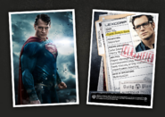 LexCorp promo - Superman file