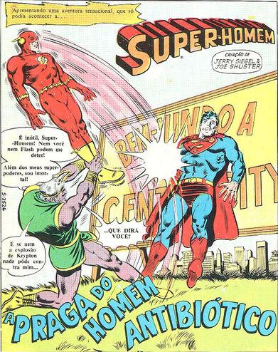 Nam-Ek Superman Flash
