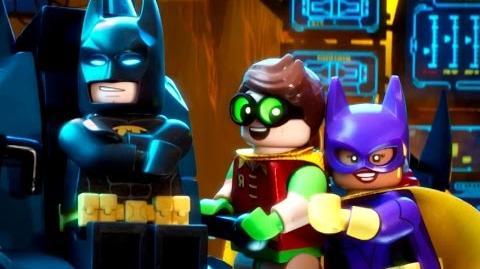 THE LEGO BATMAN MOVIE Funny Character Interviews! (2017) DC Superhero Animation Movie HD