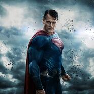 Superman Henry Cavill-poster