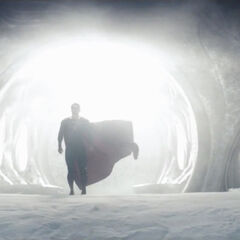 Superman is born.